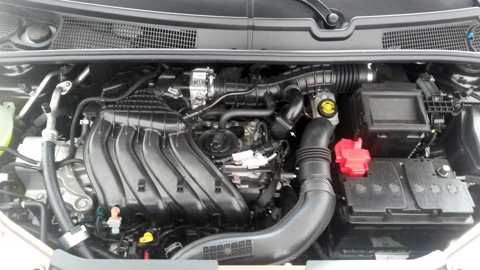 Картинки по запросу Renault-Nissan HR16