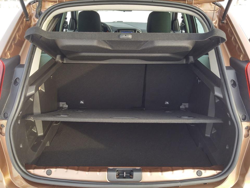 xray фото багажника