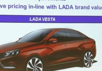 В социальной сети «ВКонтакте» появился снимок LADA Vesta