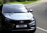 Сварка первого кузова LADA Vesta скоро состоится