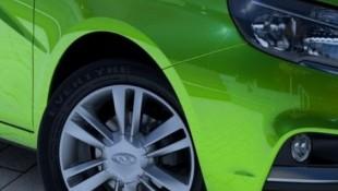 Литые и штампованные диски, летние шины на Лада Веста – Характеристики и размеры, какие купить?