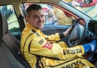 Очередная Рождественская гонка – на этот раз на LADA Vesta Sport