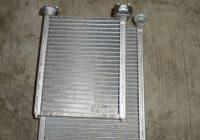 Самостоятельная замена радиатора отопителя на Лада Веста и Икс Рей