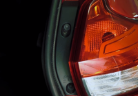 Самостоятельно меняем лампы в задних фонарях Лада Икс Рей