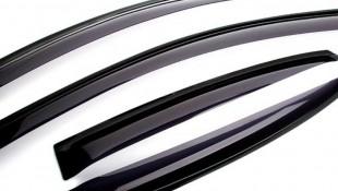 Дефлекторы на окна и капот для Весты: обзор цен и производителей
