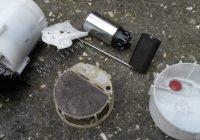 Самостоятельная разборка и ремонт топливного модуля Лада Веста