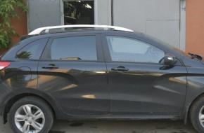 Багажник на крышу на Lada Xray: обзор цен и производителей