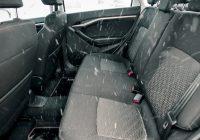 Самостоятельная установка подогрева заднего сиденья на Лада Веста и Икс Рей