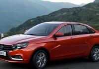 Авторынок РФ сокращается, но продажи АвтоВАЗа растут