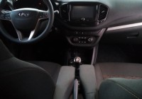 Подлокотник в пассажирское сиденье Лада Веста