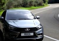 Хэтчбек Lada Vesta раньше 2016 года ожидать не стоит
