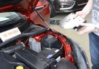 Защита ЭБУ двигателя и диагностического разъема Лада Веста