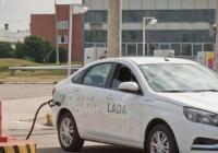 АвтоВАЗ не скрывает объемы продаж LADA Vesta CNG