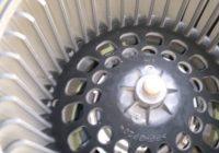 Самостоятельно устраняем шум вентилятора отопителя Лада Веста и Икс Рей