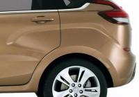 Размеры колес, дисков и шин Lada Xray