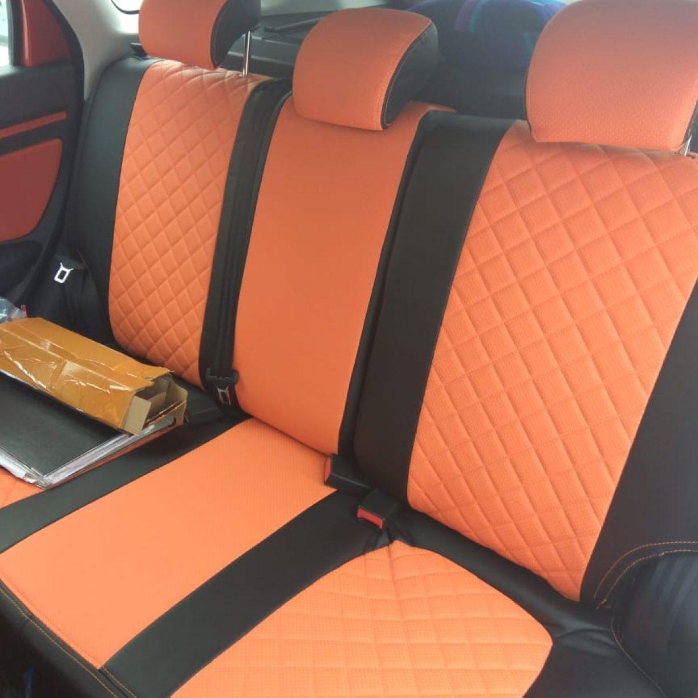 оранжевые квадраты
