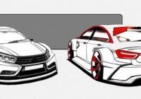 Lada Vesta готова удивить автолюбителей своей спортивной формой