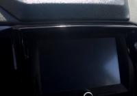 Солнцезащитный козырек на магнитолу Лада Веста – покупка и установка