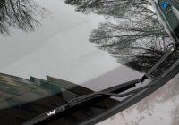 Самостоятельная замена щеток стеклоочистителей Лада Веста