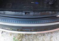 Накладка на задний бампер Лада Икс Рей – выбор и установка