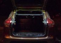 Самостоятельная доработка подсветки багажника Лада Икс Рей