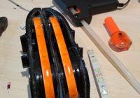 Самостоятельная замена светодиодов в поворотнике зеркала Лада Веста