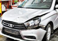 Цена кузовного ремонта Лада Веста – дилер и СТО