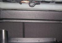 Накладка на усилитель багажника Лада Веста – покупка и установка