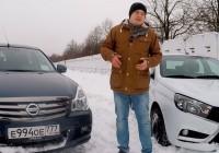 Лада Веста или Nissan Almera? — сравниваем что лучше